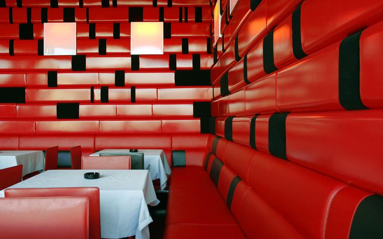 Ресторан. ресторан из проекта , фото №5732
