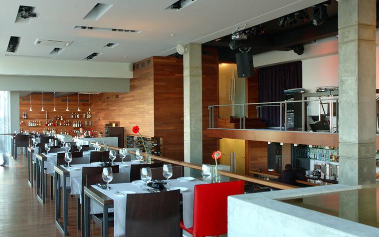 Ресторан. ресторан из проекта , фото №5738