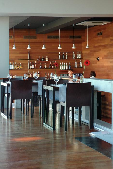 Ресторан. ресторан из проекта , фото №5740
