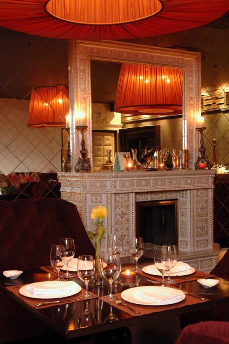 Ресторан. ресторан из проекта , фото №5301