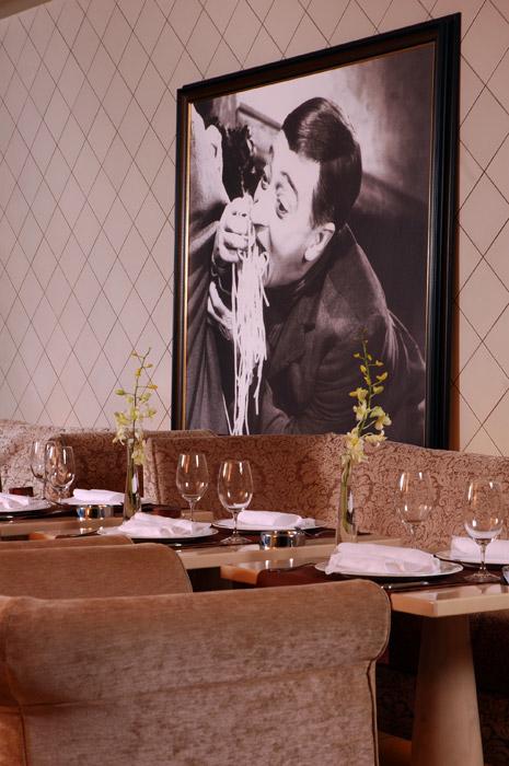 Ресторан. ресторан из проекта , фото №5302