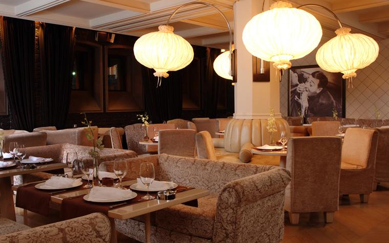 Ресторан. ресторан из проекта , фото №5304