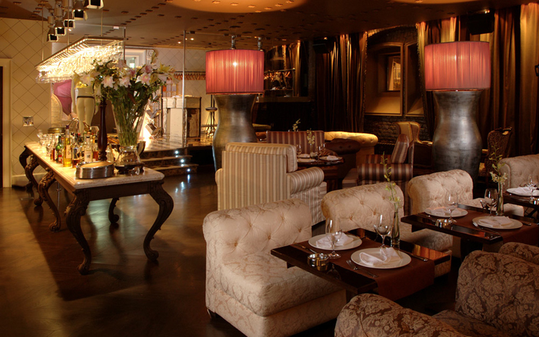 Ресторан. ресторан из проекта , фото №5310
