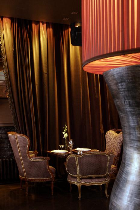Ресторан. ресторан из проекта , фото №5316