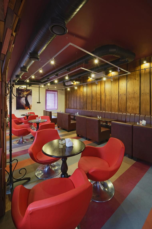 Ресторан. ресторан из проекта , фото №51163