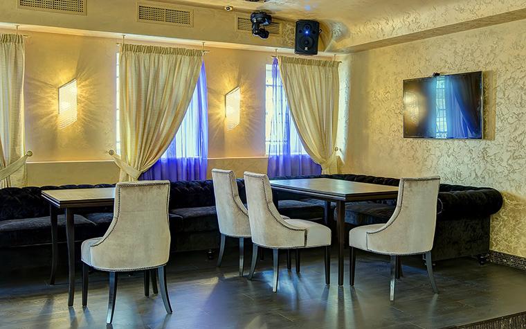 Ресторан. ресторан из проекта , фото №51300