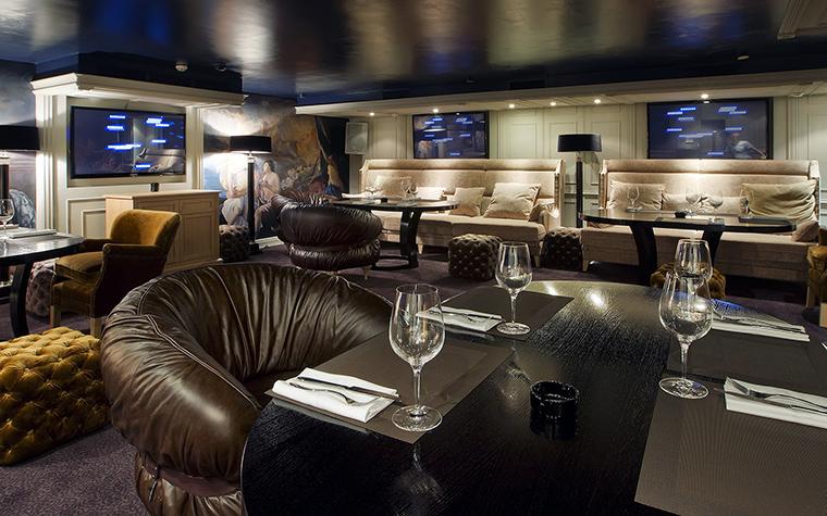Ресторан. ресторан из проекта , фото №51357