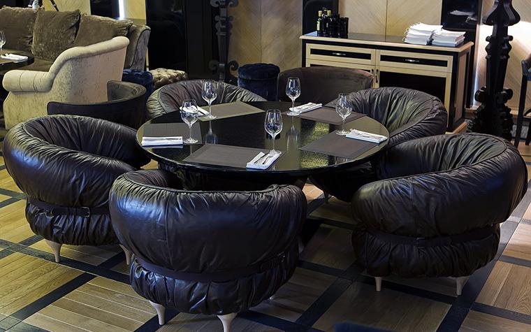 Ресторан. ресторан из проекта , фото №51367