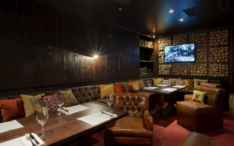 Ресторан. ресторан из проекта , фото №51446