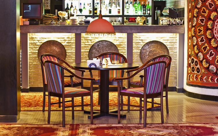 Ресторан. ресторан из проекта , фото №51569