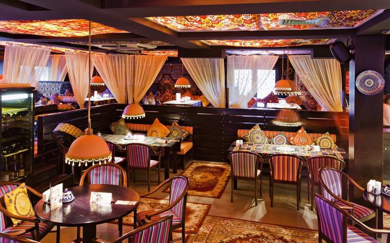 Ресторан. ресторан из проекта , фото №51542