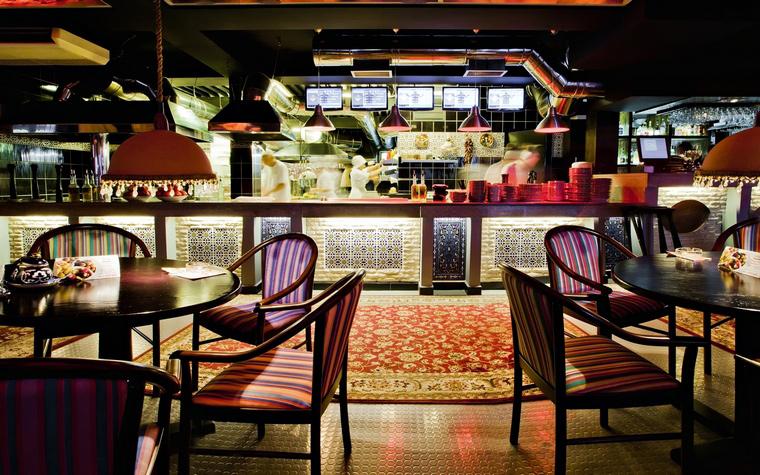 Ресторан. ресторан из проекта , фото №51543