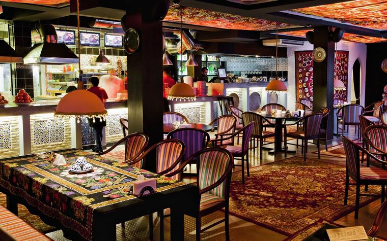 Ресторан. ресторан из проекта , фото №51544