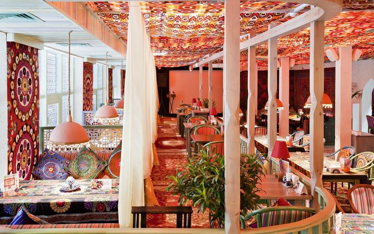 Ресторан. ресторан из проекта , фото №51553