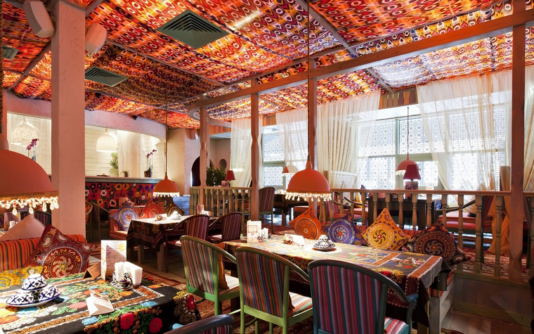 Ресторан. ресторан из проекта , фото №51557
