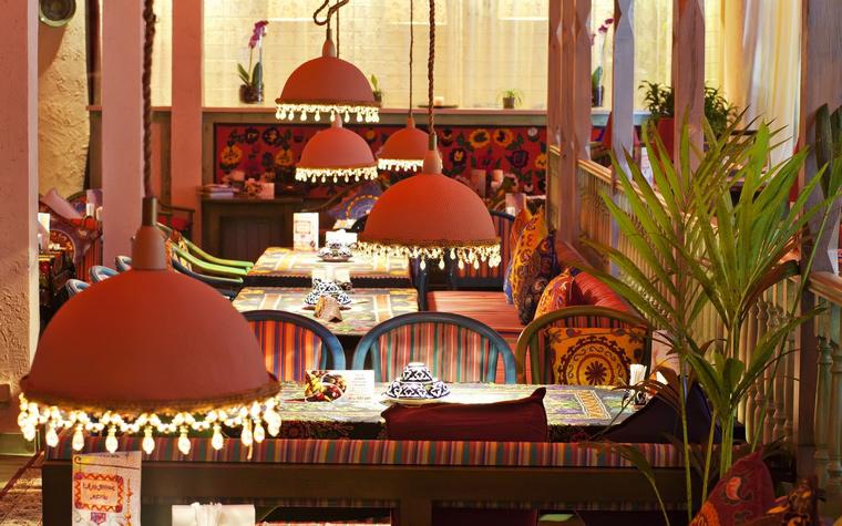 Ресторан. ресторан из проекта , фото №51565
