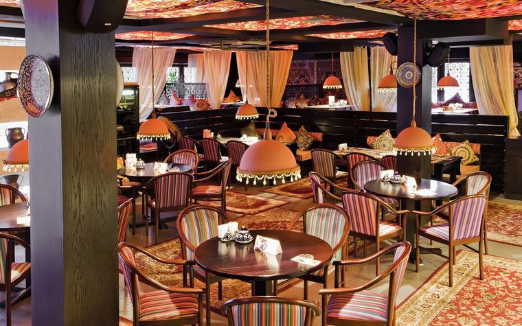 Ресторан. ресторан из проекта , фото №51537