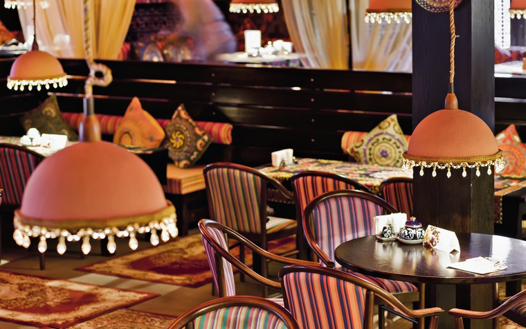 Ресторан. ресторан из проекта , фото №51538