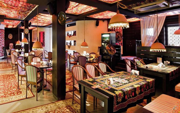 Ресторан. ресторан из проекта , фото №51539