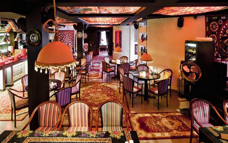 Ресторан. ресторан из проекта , фото №51541