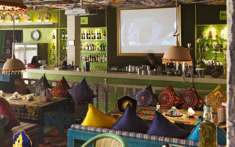 Ресторан. ресторан из проекта , фото №51616