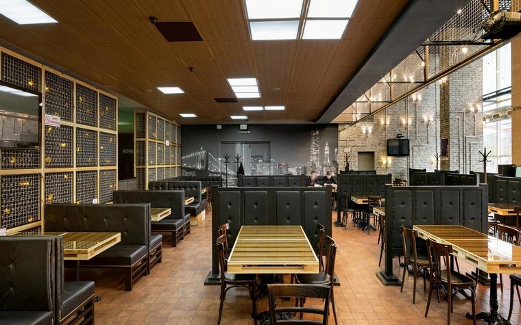 Ресторан. ресторан из проекта , фото №51862