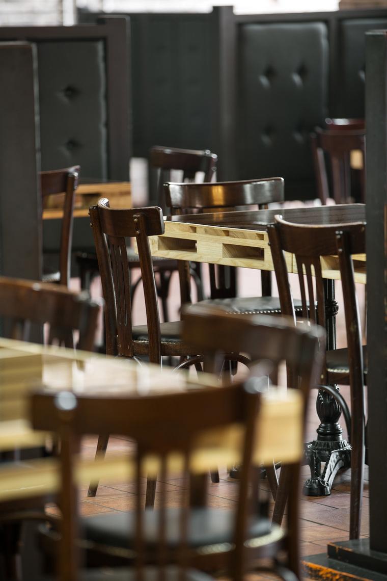 Ресторан. ресторан из проекта , фото №51859