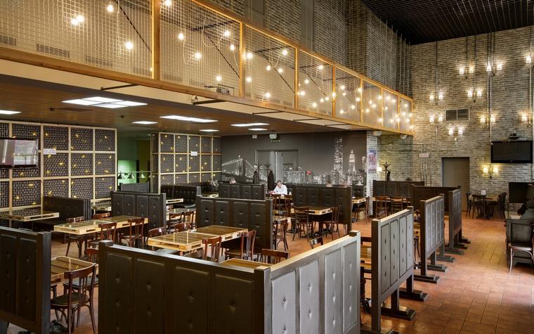 Ресторан. ресторан из проекта , фото №51852