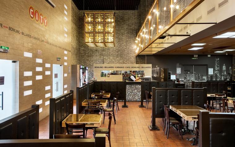 Ресторан. ресторан из проекта , фото №51853