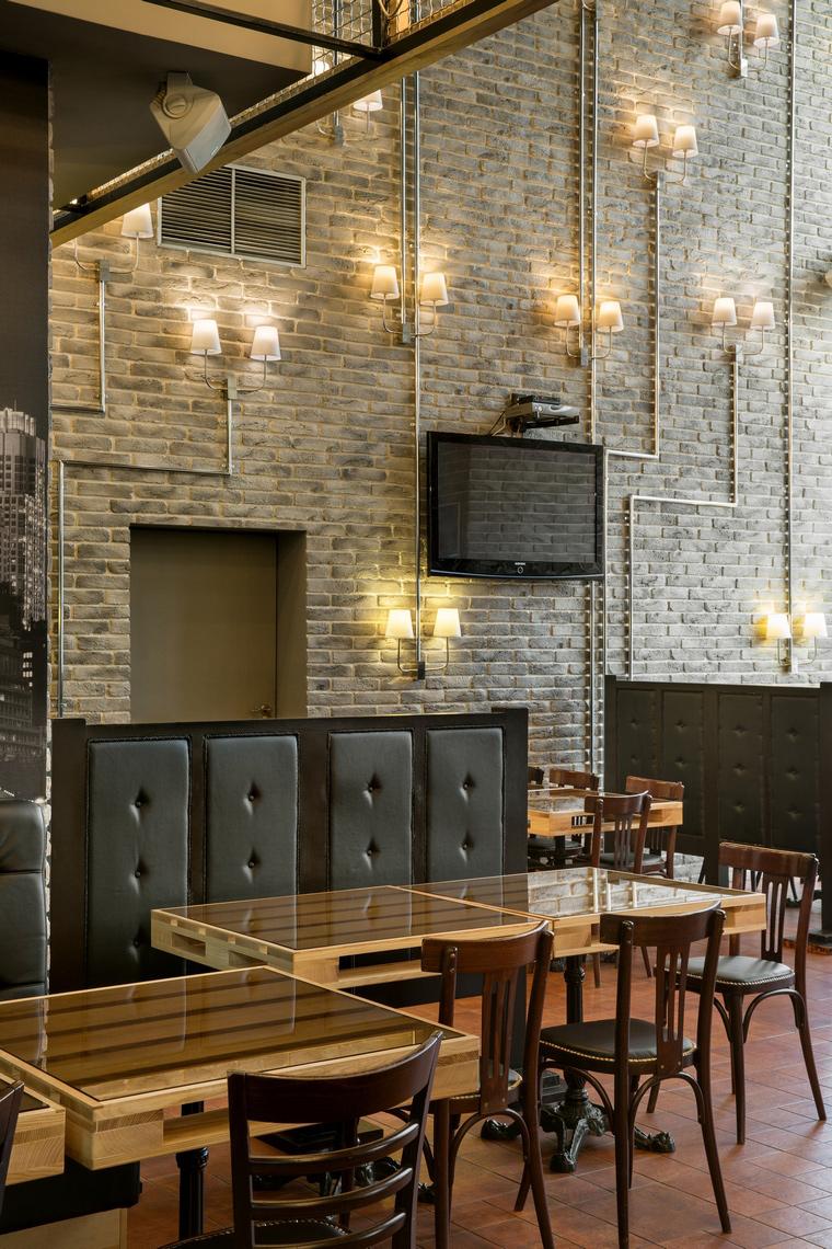 Ресторан. ресторан из проекта , фото №51856
