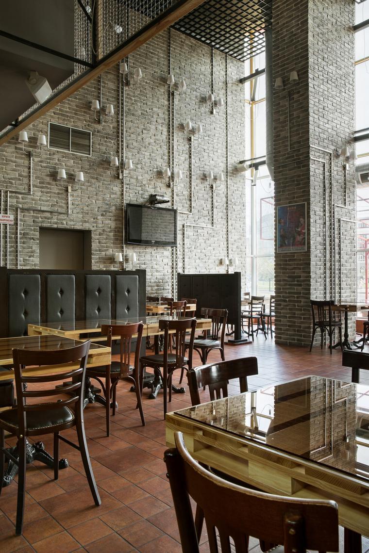 Ресторан. ресторан из проекта , фото №51857