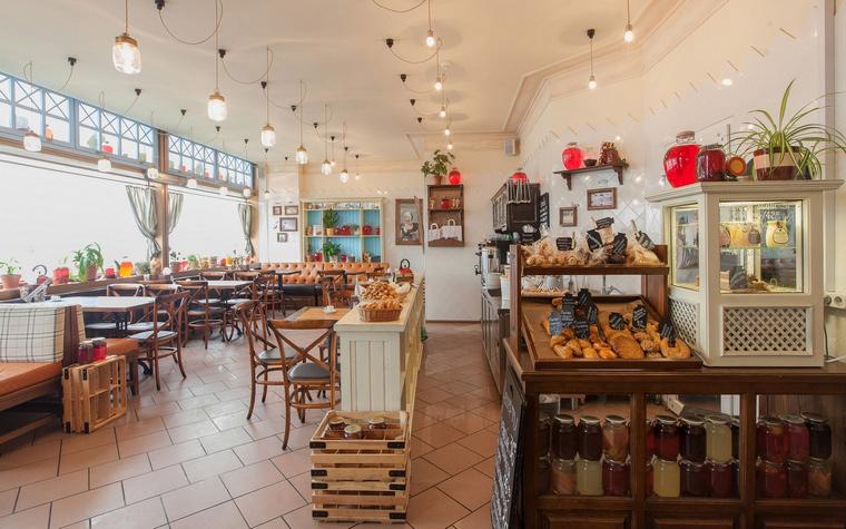 Ресторан. ресторан из проекта , фото №52961