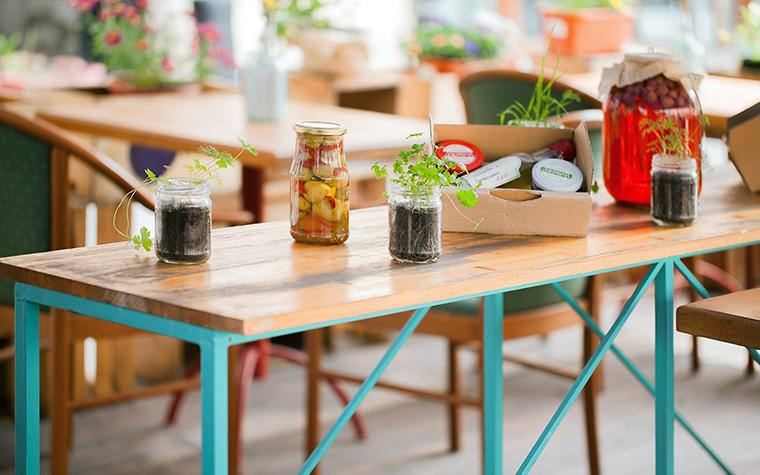 Ресторан. ресторан из проекта , фото №53605