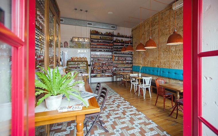Ресторан. ресторан из проекта , фото №53596