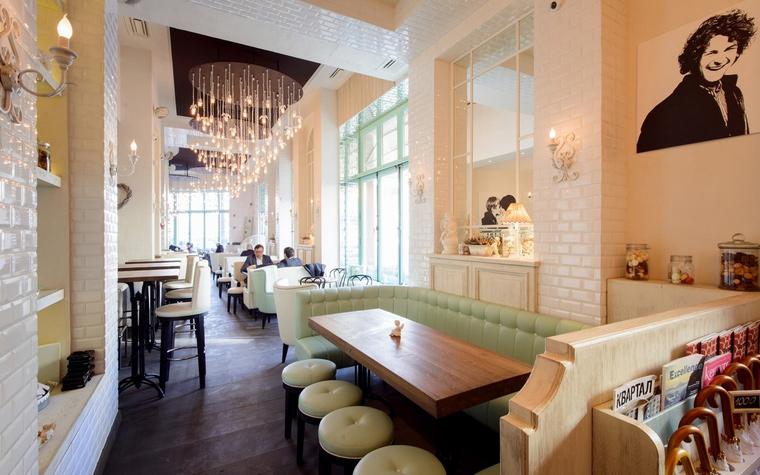 Ресторан. ресторан из проекта , фото №54594