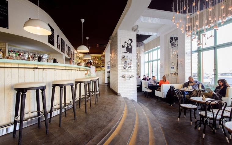 Ресторан. ресторан из проекта , фото №54596
