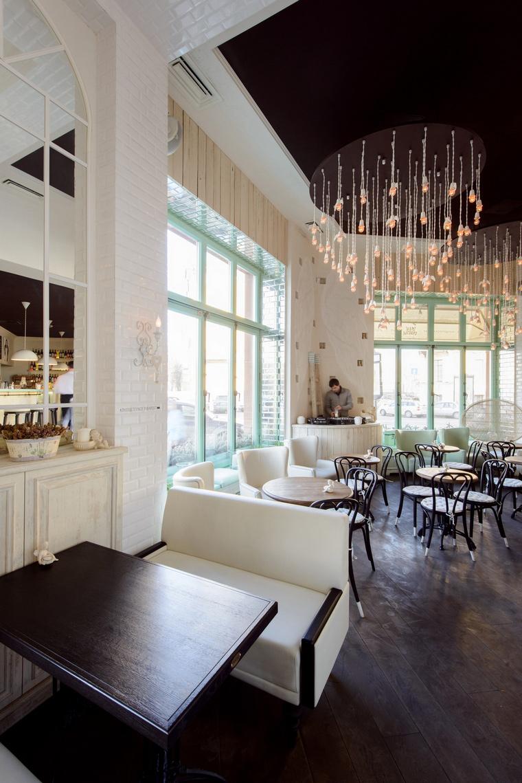 Ресторан. ресторан из проекта , фото №54598