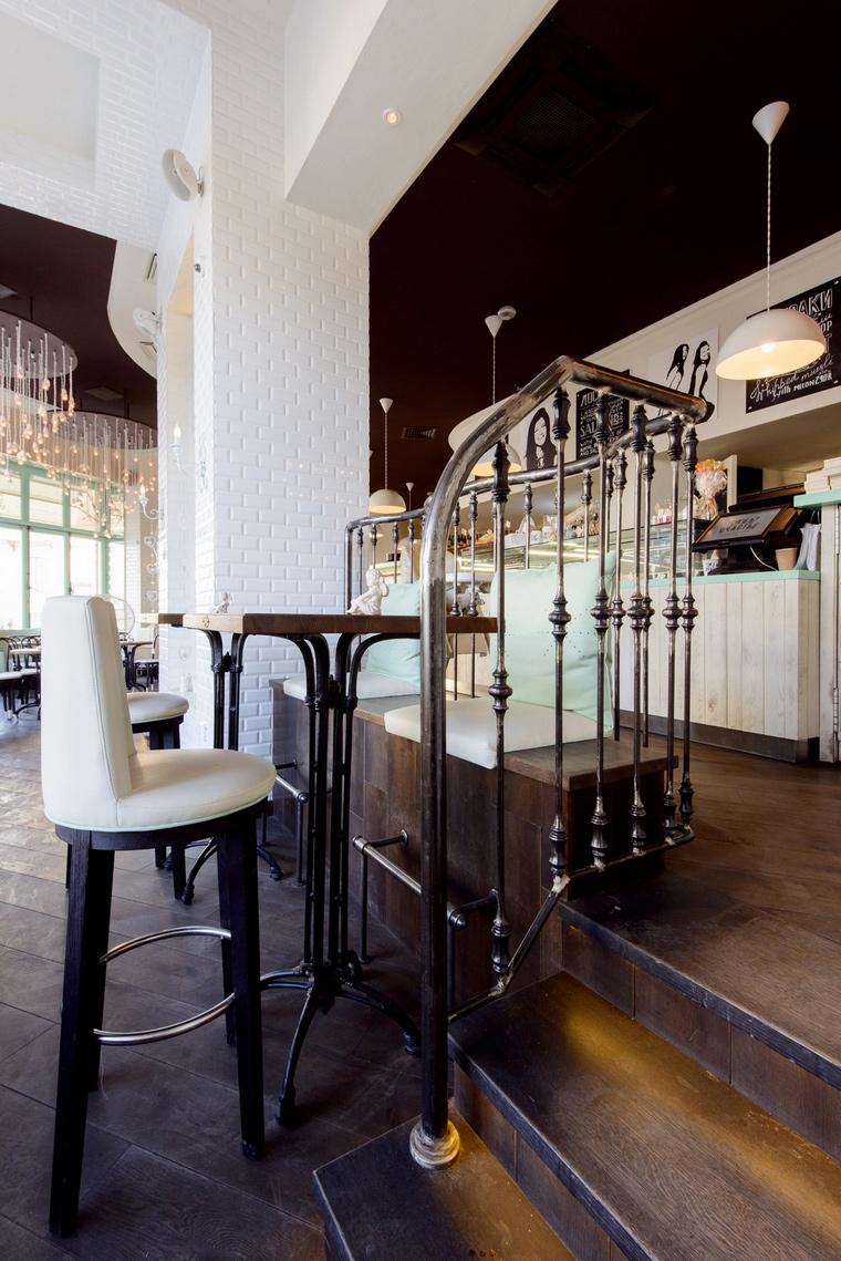 Ресторан. ресторан из проекта , фото №54599