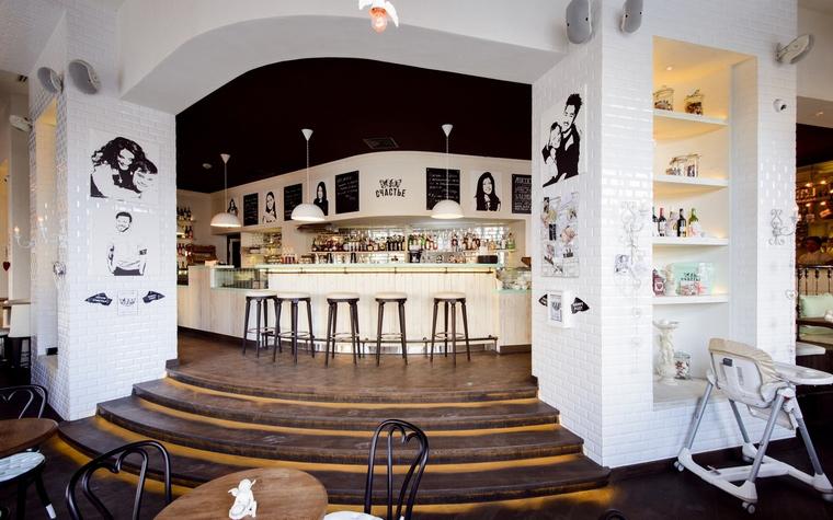 Ресторан. ресторан из проекта , фото №54607