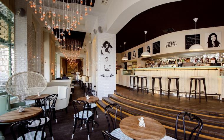 Ресторан. ресторан из проекта , фото №54608