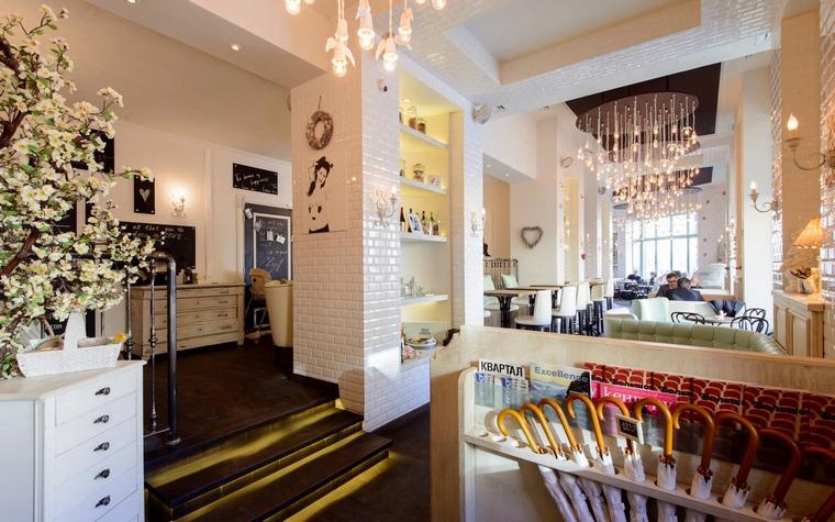 Ресторан. ресторан из проекта , фото №54592
