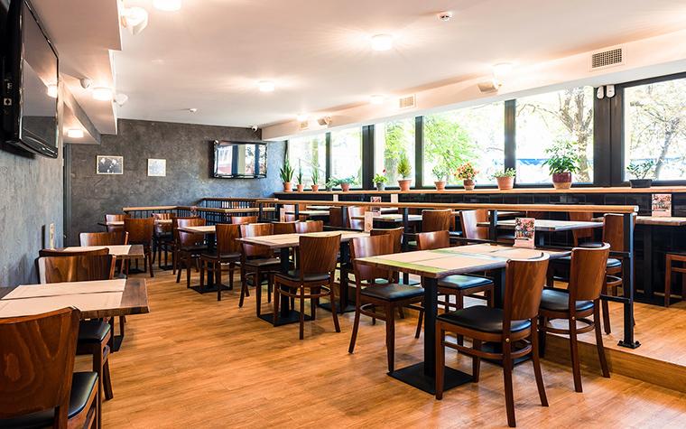 Ресторан. ресторан из проекта , фото №54944
