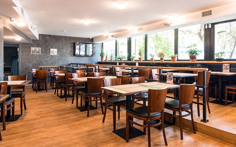 Ресторан. ресторан из проекта , фото №54953
