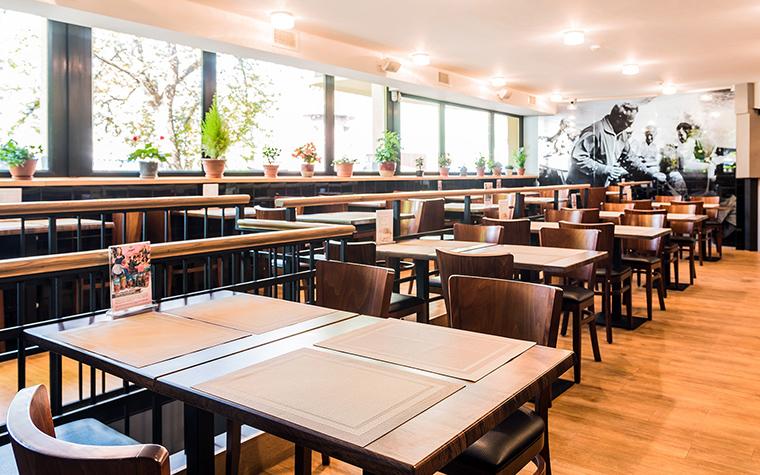 Ресторан. ресторан из проекта , фото №54945