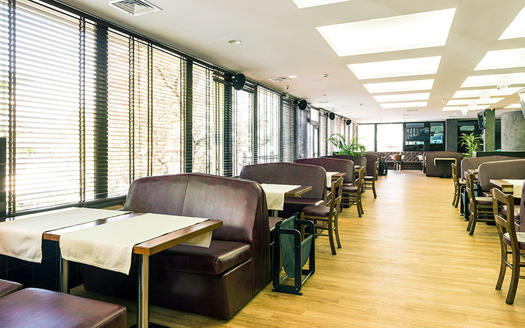 Ресторан. ресторан из проекта , фото №54963