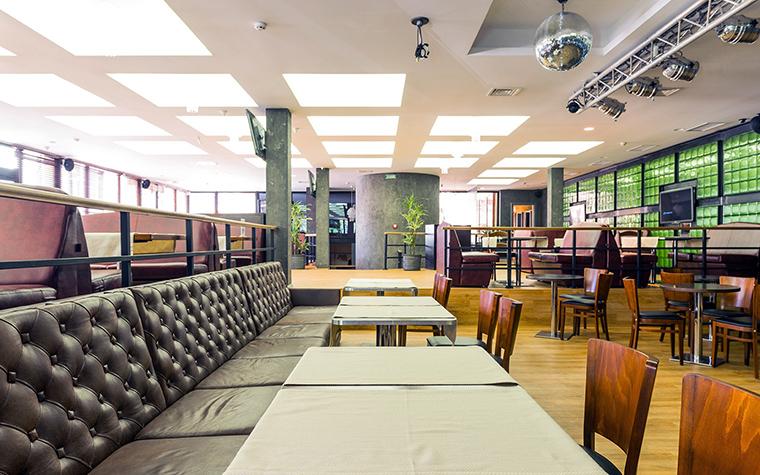 Ресторан. ресторан из проекта , фото №54970