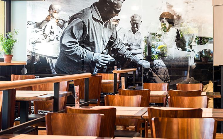 Ресторан. ресторан из проекта , фото №54947