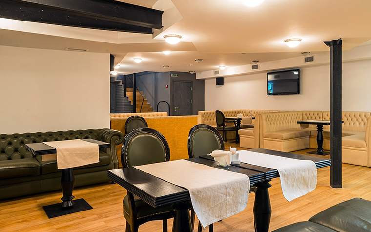 Ресторан. ресторан из проекта , фото №54985