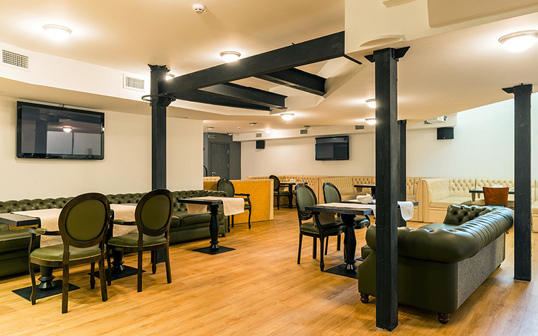 Ресторан. ресторан из проекта , фото №54987