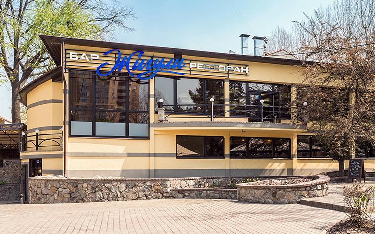 Ресторан. ресторан из проекта , фото №54992